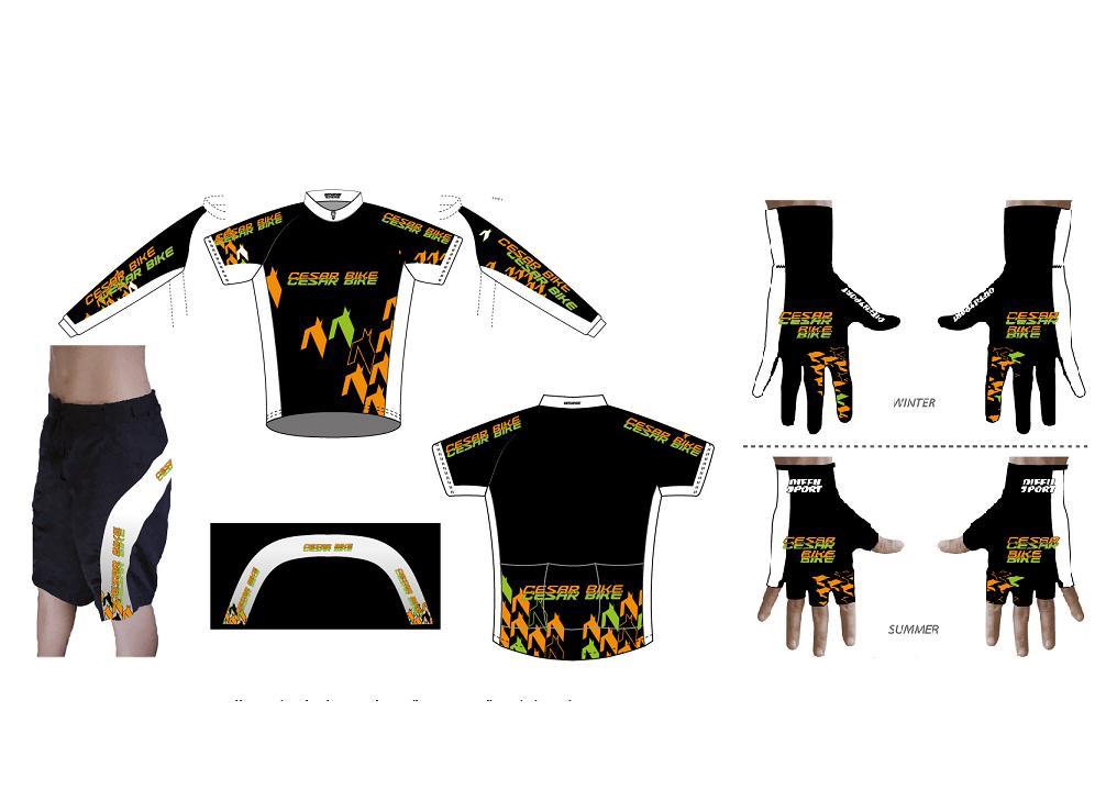 tenues 2013-cesar-bike