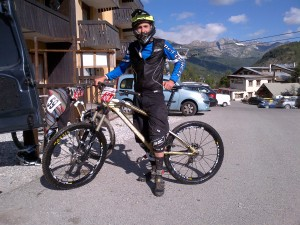 training ews val d'allos