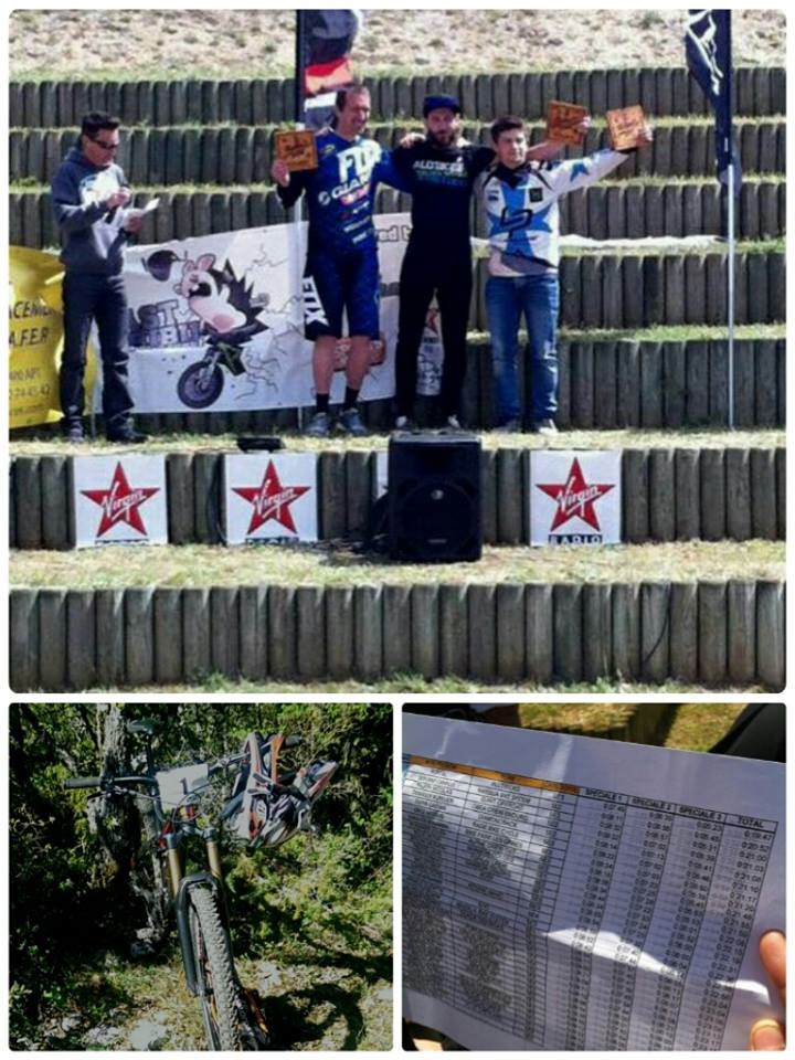 podium pontal riderz cup