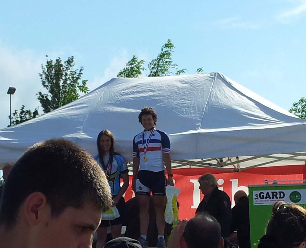 podium camprieu